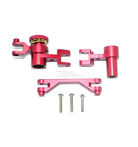 Part & Accessories 1/7 TRAXXAS UNLIMITED DESERT RACER UDR ALLOY STEERING ASSEMBLY - SET UDR048 - (Color: Clear) Alloy Steering Assembly Set