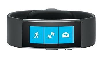 1f711991f Microsoft Band 2 - Monitor de Actividad (Bluetooth 4.0, AMOLED, Li-po ...