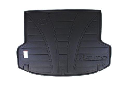 Genuine Hyundai Accessories U8180-2S000 Black Cargo Tray for Hyundai Tucson (Black Cargo Tray)