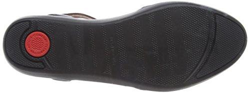 Sandals Womens Fitflop Cova Closed Black Toe q1IB4wI