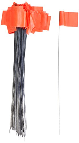 - Mutual Industries 15901-145-21 Wire Marking Flags, 2.5