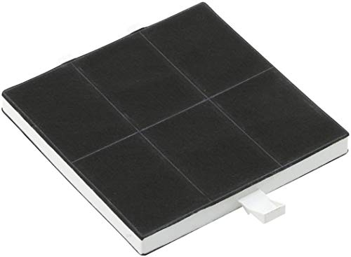DREHFLEX-filtro de carbon activo para diversos modelos de campana extractora/hauben/Essen de Balay/Bosch/Constructa/Neff/Junker+ruh/Siemens/Viva/Vorwerk Apta para piezas de nº 360732/00360732