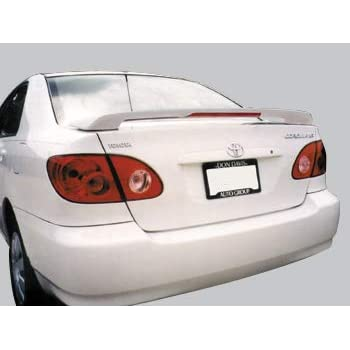 Factory Style Spoiler Wing ABS for 2014-2017 Toyota Corolla European model small