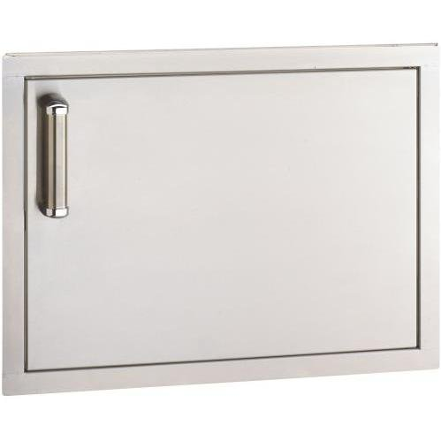 Fire Magic Premium Flush Mounted 18 in. Single Access Door (Right Hinge - Single Hinge Access Door
