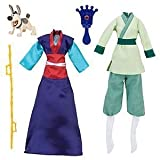 Disney Mulan Accessories Set -- 5-Pc.