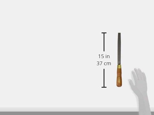 Narex 200 mm 8 mm Rectangular Flat Cabinetmaker Wood Fine Cut Rasp 872552 /… /…