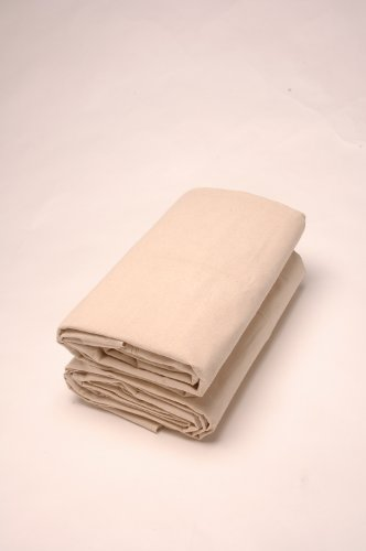 Chicago Quality 10-1215-910 Canvas Drop Cloth & Runner 12x15 10 Oz