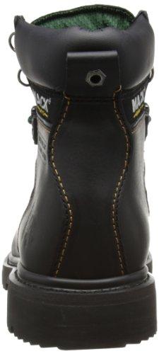 Mack Boots  Master, Chaussures de sécurité homme - Noir - noir, 44 (10.5 UK)