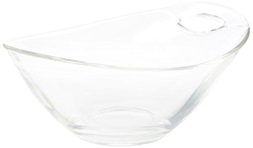 Genware nev-v14065320behandelt Glasschale, Durchmesser 14cm (6Stück)