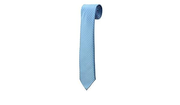 Oh La Belle Cravate Corbata de rayas en Camaïeu azul cielo design ...
