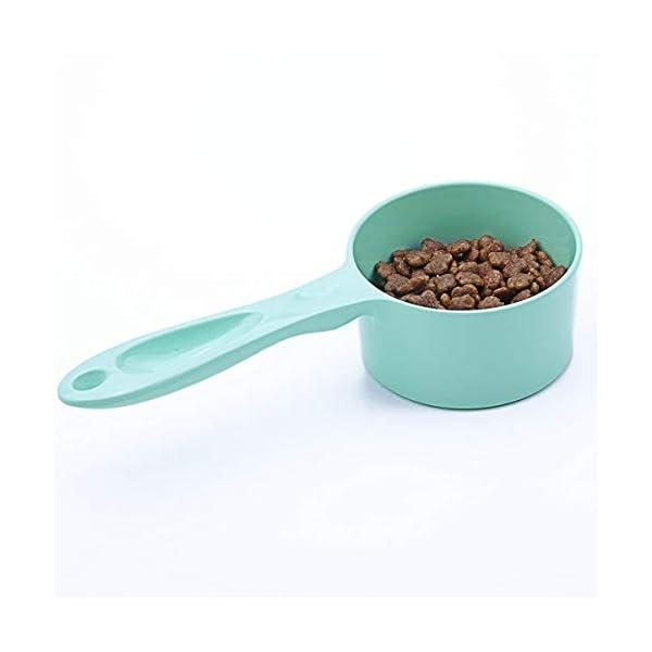Super Design Melamine Food Scoop,for Bird,Cat or Dog Food,Small