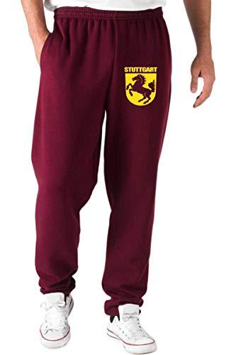Tuta Speed Pantaloni Shirt Tstem0254 Rosso Stuttgart qZgrxwEZv