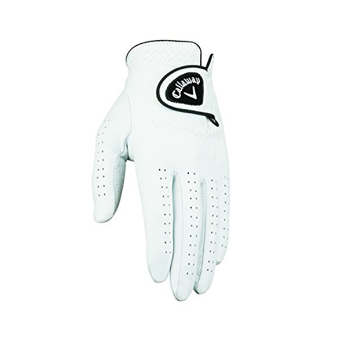 Callaway Men's Dawn Patrol Golf Glove, Cadet Large, Left Hand, Prior Generation