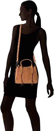 Lucky Myra Small Crossbody, dark camel, One Size by Lucky Brand (Image #6)