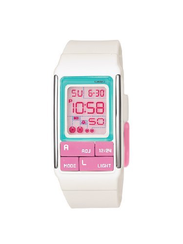 Casio General Unisex Watches Poptone LDF-51-7CDR - WW