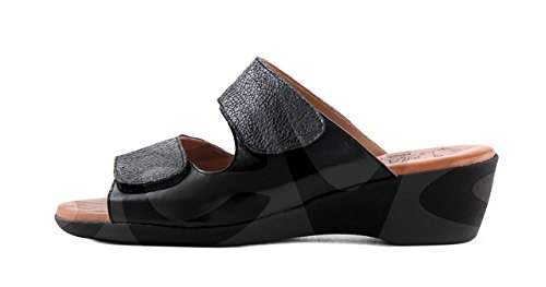 Lola Rico 581 - Zapato Señora Piel Platino