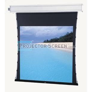 Da-Lite Office Presentation Boardroom Meeting Projector Screen Tensioned Advantage Deluxe Electrol - Wide Format Hd Pro 0.9 (Da Lite Tensioned Advantage)