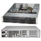Supermicro 2U Rackmount Server Barebone System Components SYS-5027R-WRF