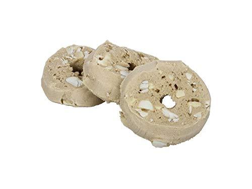 Richs Gourmet XX Large White Chocolate Macadamia Cookie Dough, 5 Ounce — 60 per case.