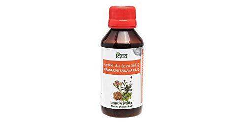 Baba Ramdev Patanjali Ayurved/Ayurvedic PRASARINI TAILA 100ML Natural  Herbal (100ml)