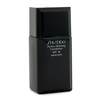 Exclusive Make Up Product By Shiseido Perfect Refining Foundation SPF16 - # O20 Natural Light Ochre 30ml/1oz