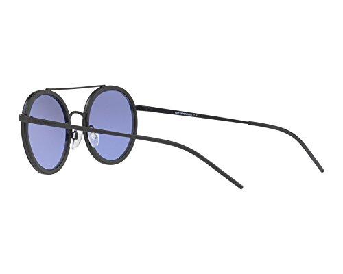 30011U Montures 50 Noir Armani 0EA2041 Violet Homme Silver Lunettes Emporio de Black CfqA7w