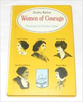 Women of Courage (Landmark Books, 107)