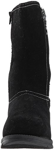 Muk Luks Womens Stacy Mode Boot Svart