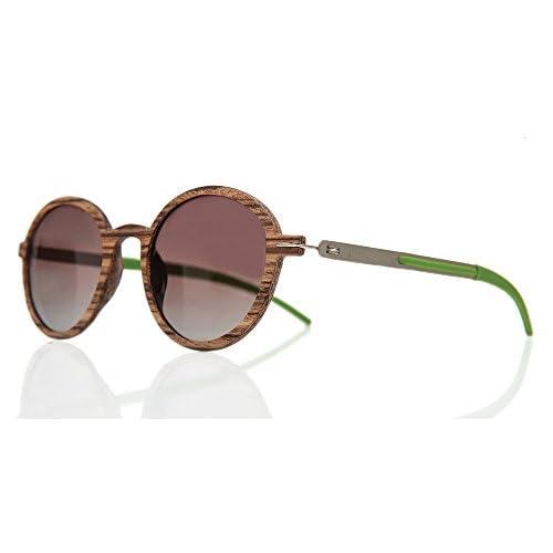 9741f69f9f Barkey - Denver Lentes Marron - Gafas De Madera De Alta Calidad - 100% Hecho