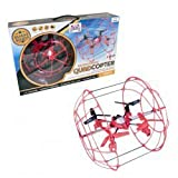 Global Gizmos Remote Control Quadcopter 3.5-Channel Ball Helicopter by Global Gizmos