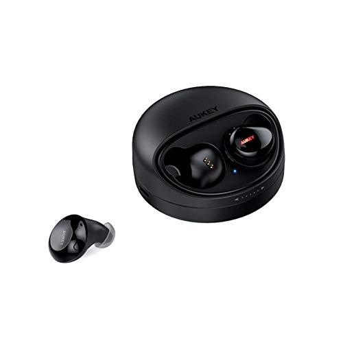 Fone de Ouvido Bluetooth Aukey EP-T1, Baseus, AUKEY-EPT1, Preto