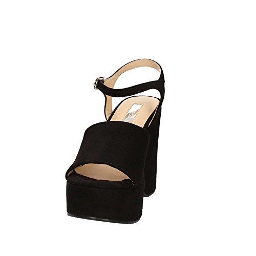 Guess FLKRL2ESU03 Zapatos De Cuña Mujer Black - faberwifi.es feaedbab39f9
