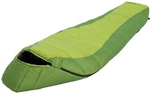 Mountaineering Crescent Lake Plus 20-Degree Sleeping Bag Regular by Sleeping Bag