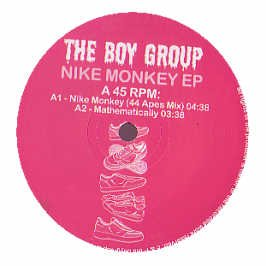 Price comparison product image The Boy Group / Nike Monkey EP