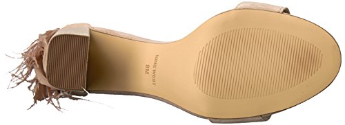 West Suede Women's Suede Aaronita Nine Natural Sandal 8xdwqq6Y