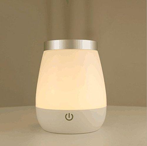 Amazon.com: Lámpara de mesa de funciona con pilas ...