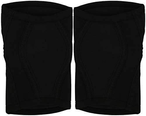 Kneepad Basketball Kneepad Strong Covering Power Protect Protec voor zowel dames als herenBlack S