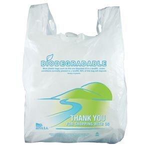 Eco Friendly Plastic Carrier Bags - 4
