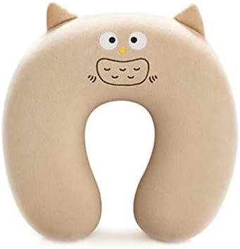 携帯枕 ネックピロー 低反発携帯枕 ネッククッション 昼寝 トラベルピロー 首ま(とっても かわいい アニマル ネックピロー 動物 )首枕