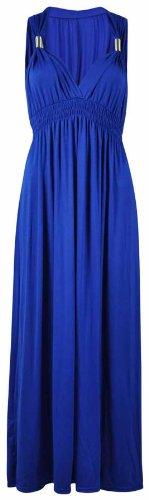 ze Jersey Knit Spring Maxi Dress ()