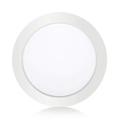 Gesto 18Watts Round Shape Cool Day White Led Surface Mounted Ceiling Light (Pack of 1)