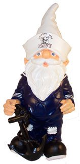 Forever Military Gnomes- Navy