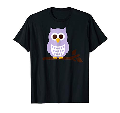 Owl at branch T-Shirt