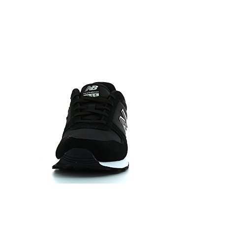 New Balance - M - Color: Blanco-Negro - Size: 41.5