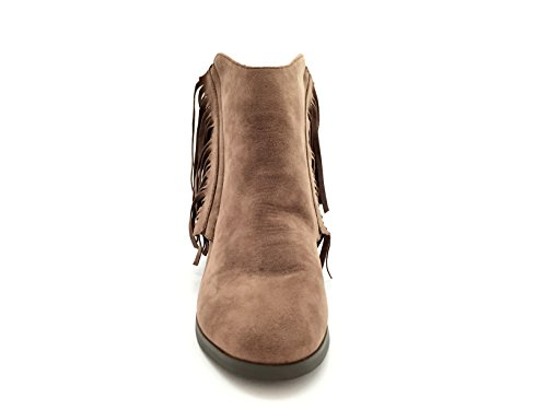CHIC NANA ,  Damen Chelsea Boots Taupe