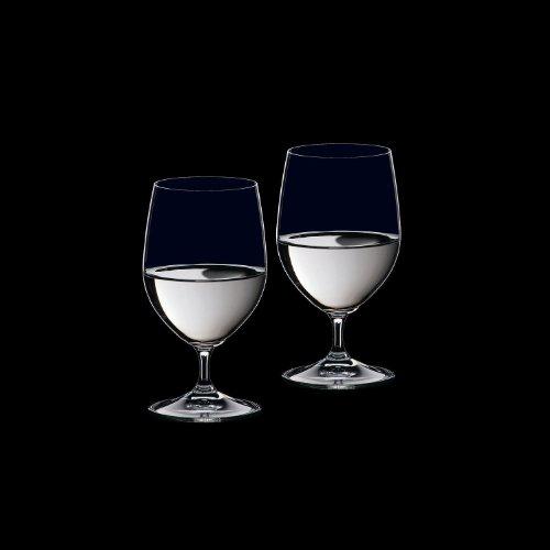Riedel Vinum Water Set (Riedel Vinum Crystal Water Glass, Set of 2)