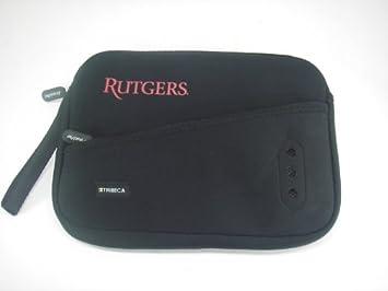 Universidad de Rutgers 9 y 10 pulgadas Funda de neopreno para ordenador portátil: Amazon.es: Electrónica