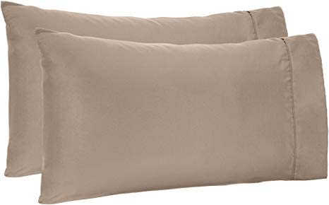 Amazon Com Trendbeddingmart Oversize Pillow Case Taupe Queen Size