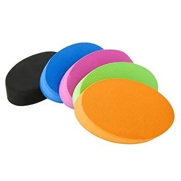 XQDSP Almohadillas de Equilibrio ovaladas Fisioterapia ...