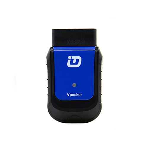 VPECKER Easydiag Bluetooth V9.1 OBDII Full Diagnostic Tool with Special Function Support WINDOWS 10 by Vpecker